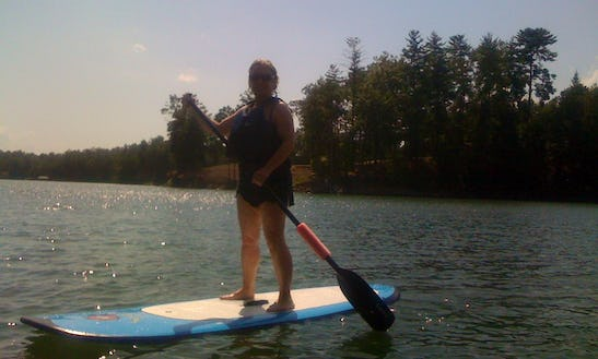 Paddleboard Rental In Sunset