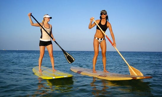 Stand Up Paddleboard Rental