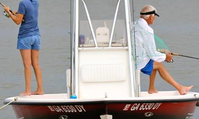 Get Ready to Catch Sharks and Big Fish in Georgia!