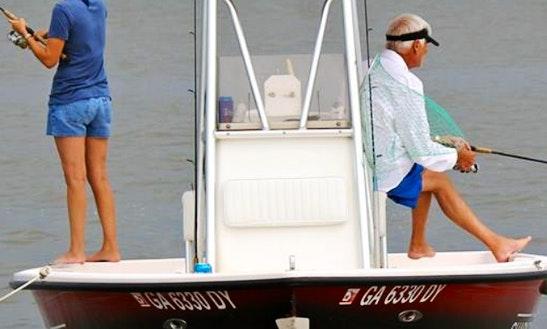 22' Pathfinder Shark And Fish Charters