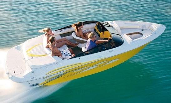 Bowrider Boat Rental In Lake Wildwood