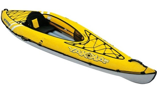 9' Bic Yakka Air Kayak Rental In Lake Ozark