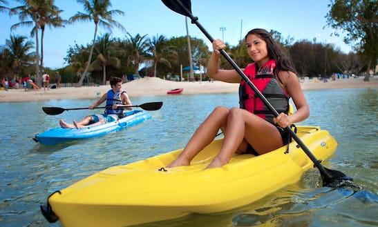 Whitewater Kayaks For Rent In Lotus