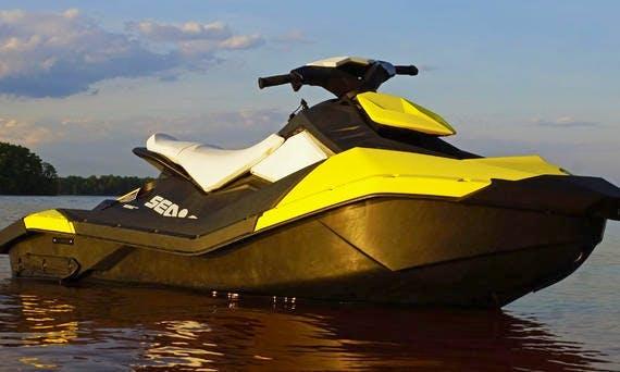 Personal Watercraft Rental in Courtenay