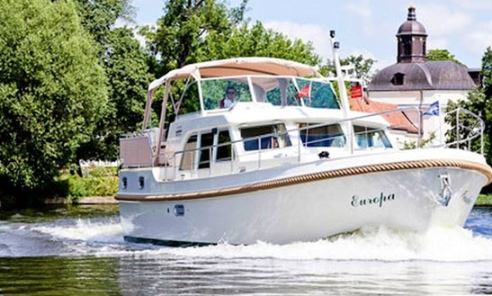 Linssen 40.9 Trawler For Rent In Zehdenick, Germany