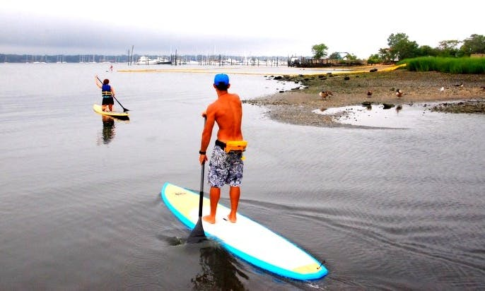 Stand Up Paddleboard Rental in Port Washington, NY