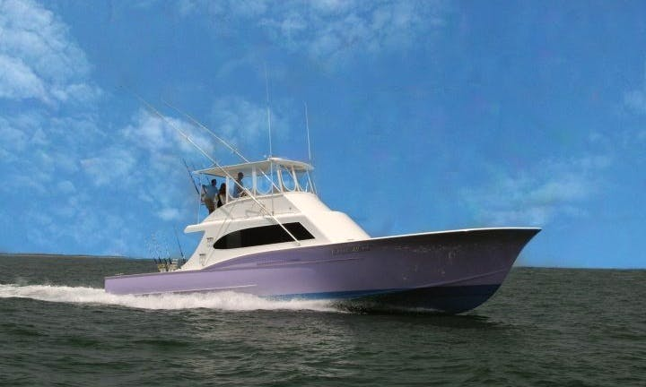 "57' ""Godspeed"" Center Console In Hatteras, North Carolina United States"