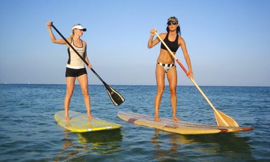 Stand-up Paddleboard Rental In San Pedro, California