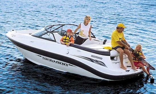 Rent A Sea Doo Utopia 185 Jet Boat In Muskoka, Ontario