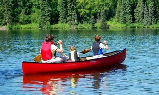 South Fork Shenandoah River Canoe Rental