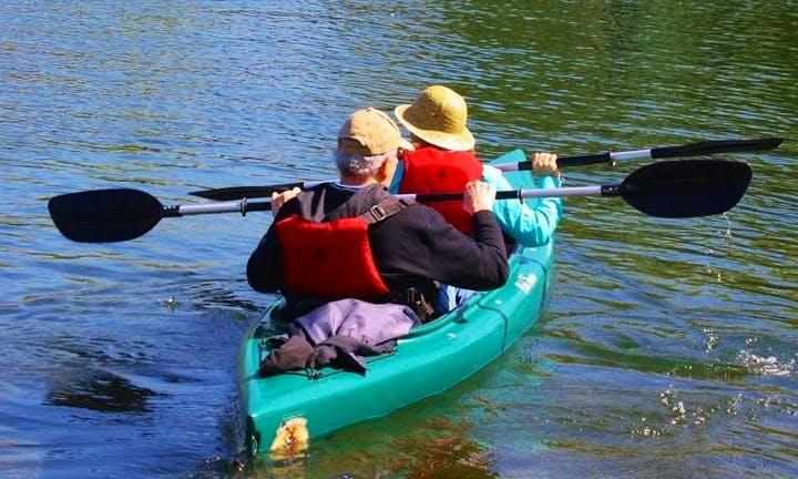 Kayak Rental on the South Fork Shenandoah River