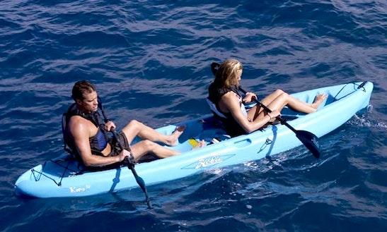 Kayak Rental In Twin Falls