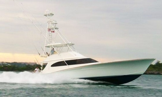 Fishing Charter On 61' Sport Fisherman In Morehead City, North Carolina