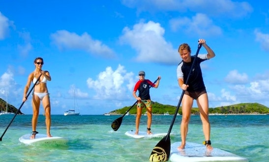 Paddleboard Rental In St. Thomas