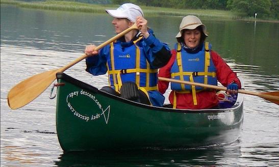 Canoe Rental In Oregon