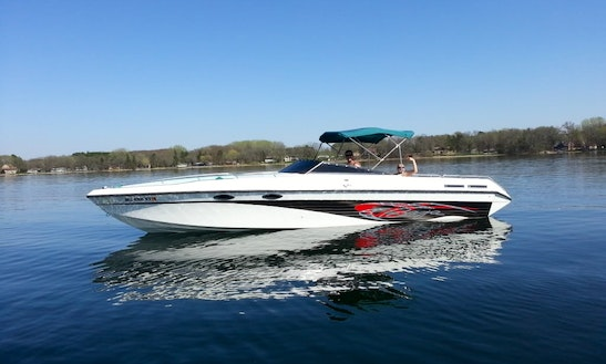 Charter 36' Bowrider In Leander, Texas