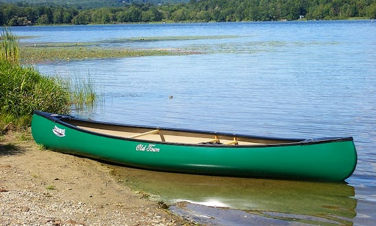 Rent A Canoe On The Elk River, Missouri