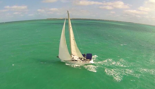 Enjoy Key West, Florida On 45ft