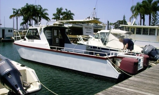 Port Macquarie Deep Sea Fishing Charters