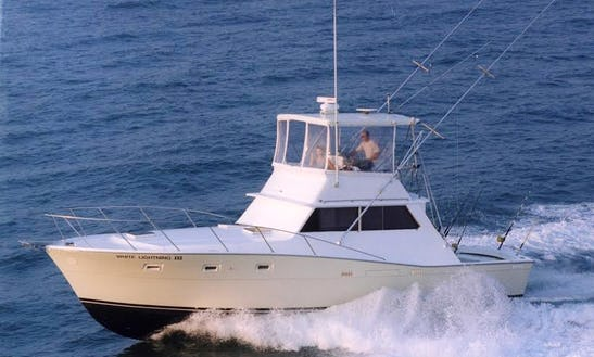 Offshore Fishing Charters Aboard Or 40'  Viking Sportfish In Chincoteague Island, Virginia