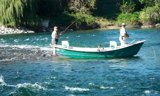 Columbia River Sportfishing Charter In Castlegar, Bc