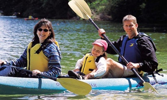 Kayak Rental In Penticton, British Columbia