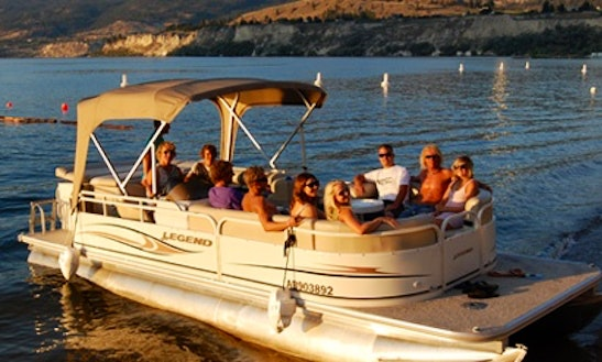 Party Barge Rental In Penticton, British Columbia