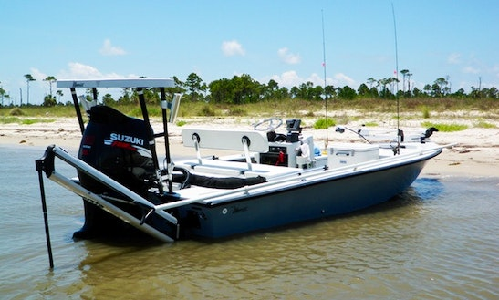 18' Angler Rental In Kingsland, Ga