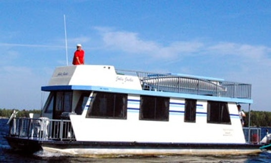 Deluxe Sportcruiser 440 Houseboat Rental In Crane Lake