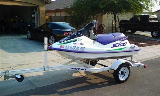 "Enjoy Austin, Texas On 9ft ""LakeRat"" Jet Ski"
