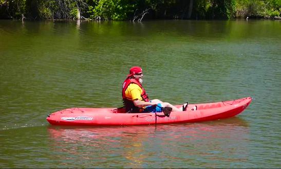 Single-person Kayak Rental In Waco