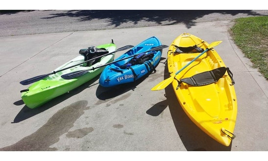 Kayak Rental In North Myrtle Beach
