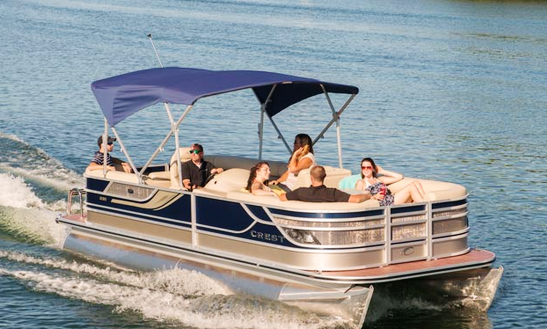 Pontoon Rental In Penticton