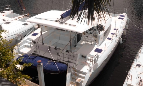 Catamaran Charter: Lagoon 420 In Levkas, Greece
