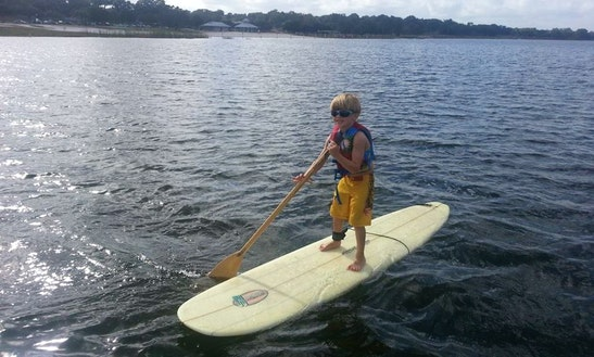 Sup: Stand Up Paddleboard Rental In Clermont, Fl