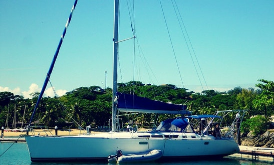 49' Cruising Monohull Rental In Suva, Fiji