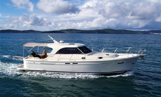 Adriana 44 Motorboat Charter In Croatia