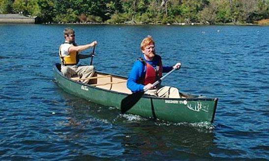 Canoe Rental In Eagletown, Ok