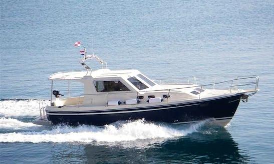 Charter An Adria Powerboat In Sukosan, Croatia