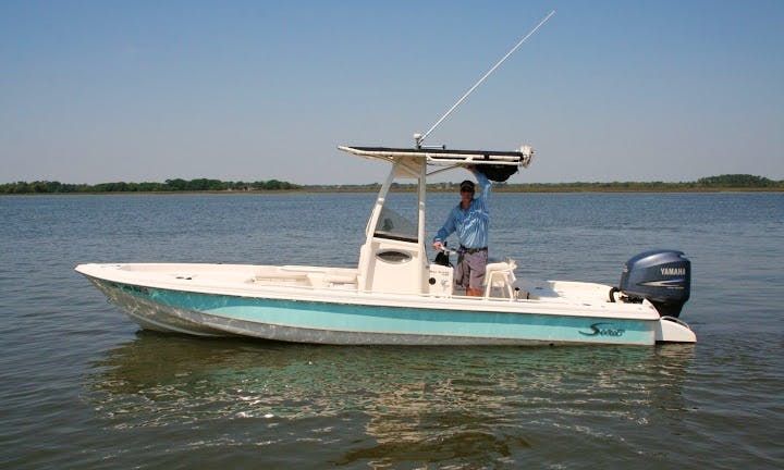 Charleston Fishing Charter With Captain Ethan