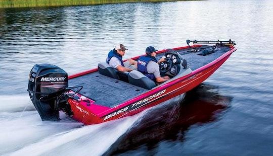 Rent 17' Basstracker In Lake Pleasant, Ny
