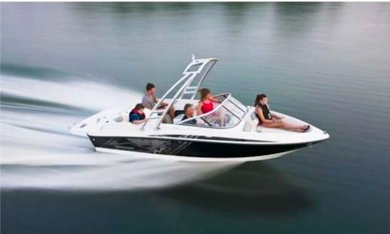 Rent 18' Bowrider In Lake Pleasant, Ny