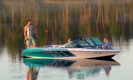 Rent 20' Ski Nautique In Lake Pleasant, Ny
