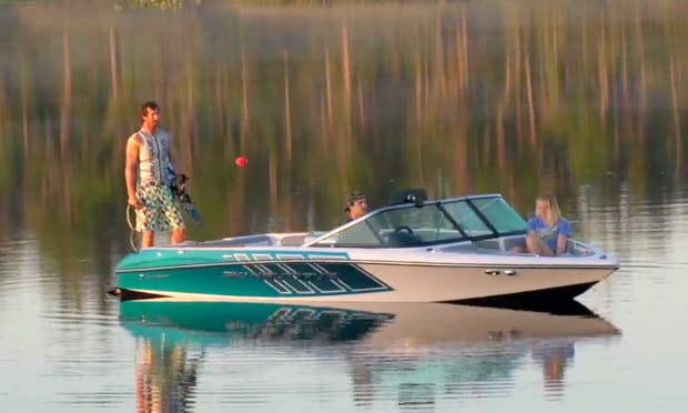 Rent 20' Ski Nautique in Lake Pleasant, NY