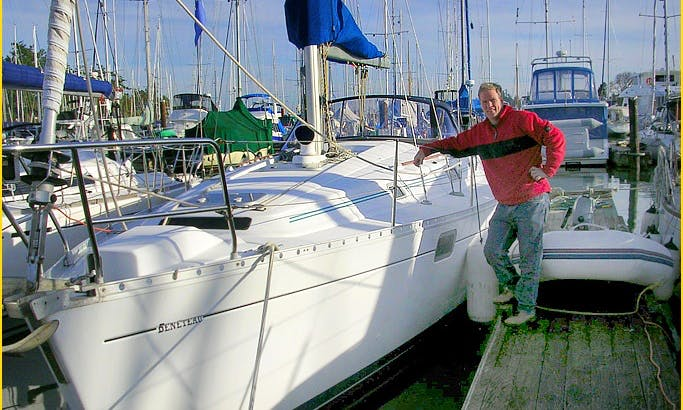 40ft Beneteau Oceanis 400 Cruising Monohull Boat Charter in Victoria, British Columbia