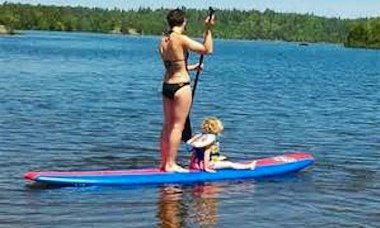 Paddleboard Rental In Great Falls