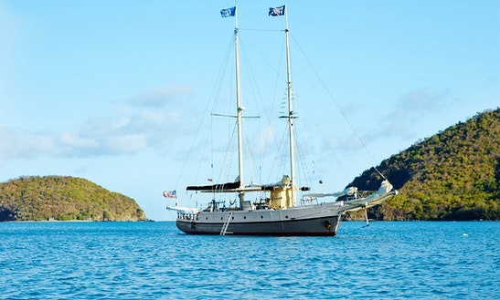 Experience Sailing Aboard The