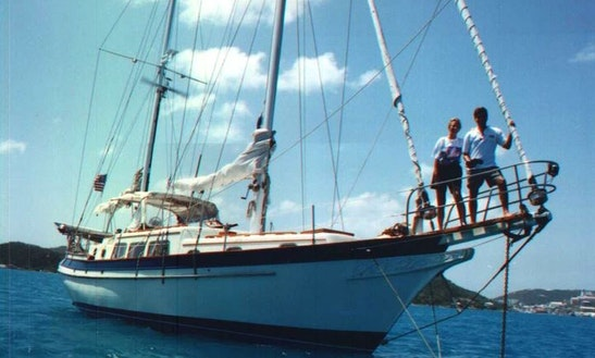 54' Cutter Rigged Ketch