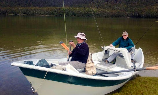Queenstown Guided Drift Boat Fishing With Simon
