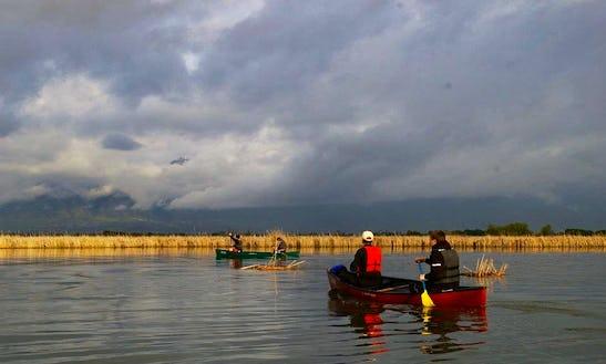 Canoe Rental In Three Rivers, Mi